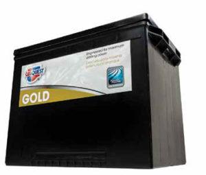 Automotive Batteries Gold Carquest