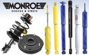 Monroe Shocks and Struts